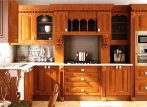 طراحی کابینت اشپزخانه و انواع ان