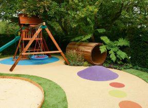 ایده های جالب برای حیاط های کوچک