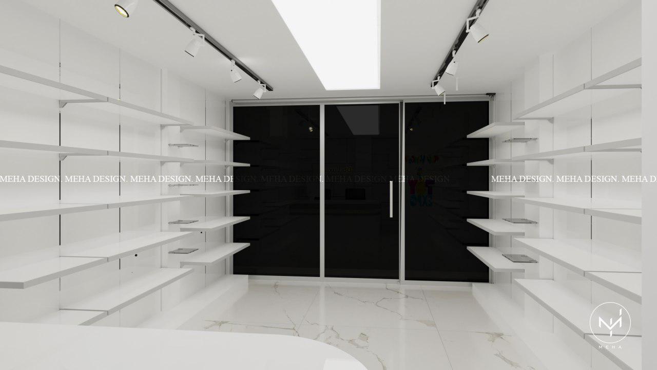 اجرا و طراحی مغازه اسباب بازی فروشی-آدرس:۱۵ خرداد