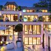 طراحی داخلی منزل مسعود اوزیل در شهر لندن